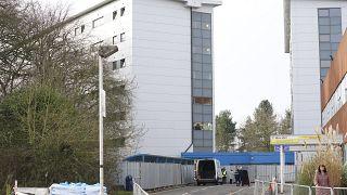 Conflito salarial nos hospitais britânicos