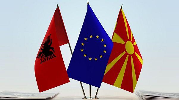اتحادیه اروپا مذاکرات برای عضویت آلبانی و مقدونیه شمالی را آغاز میکند