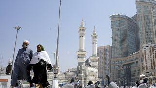 Virus Outbreak Mideast Saudi Arabia