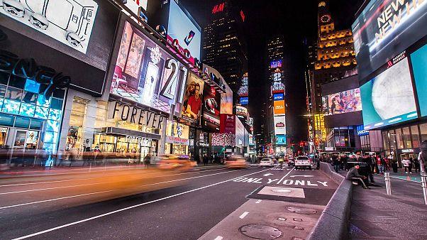 New York City: Eine Stadt steht still