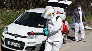 Serbia Virus Outbreak
