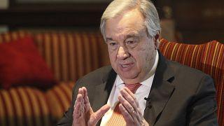 Guterres: Pandemi döneminde 1 milyar öğrenci okula gidemedi, devletler eğitime öncelik vermeli