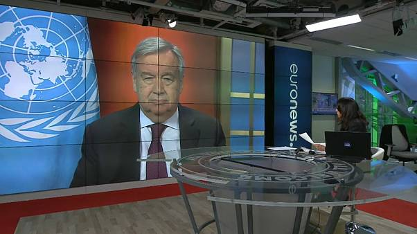 Δύο δισ. δολάρια για τον πόλεμο κατά του COVID-19 ανακοίνωσε ο ΓΓ του ΟΗΕ
