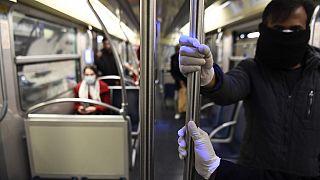 Fransa'da koronavirüs salgını