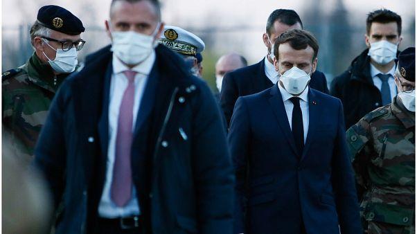 في ظل القيود المفروضة لمواجهة كورونا..  مخاوف على مستقبل الحريات في فرنسا