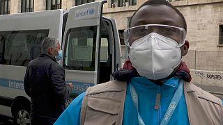 Roma, così tra migranti e senzatetto si previene il Coronavirus