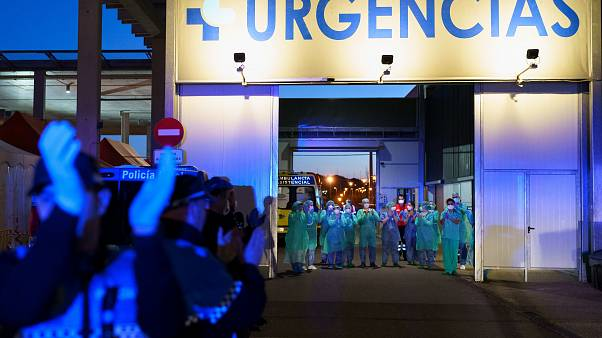 Coronavirus in Spanien: Weniger neue Todesfälle - insgesamt über 4000
