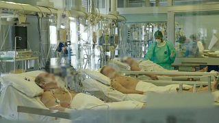 """Covid-19, Istituto Superiore di Sanità: """"In Italia oltre  6200 operatori sanitari infettati"""""""