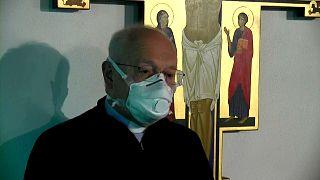Ιταλία: Πάνω από 60 ιερείς κατέληξαν από COVID-19