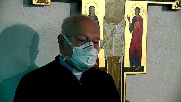 Sok pap is a járvány áldozatává vált Olaszországban