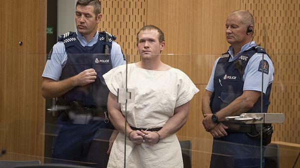 برينتون تارانت، مرتكب مذبحة مسجدي كرايستشيرش في نيوزيلاندا