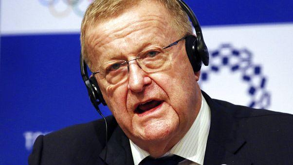 John Coates, a NOB tokiói szervezéssel foglalkozó koordinációs bizottságának vezetője