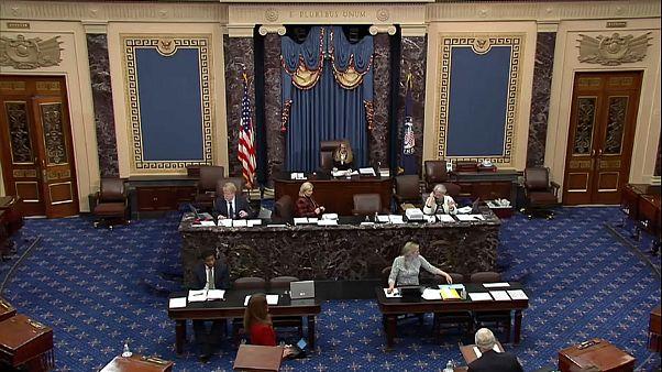 Coronavirus: US-Senat verabschiedet Konjunkturpaket in Höhe von 2000 Milliarden Dollar