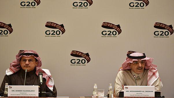 قمة مجموعة الـ 20 في الرياض