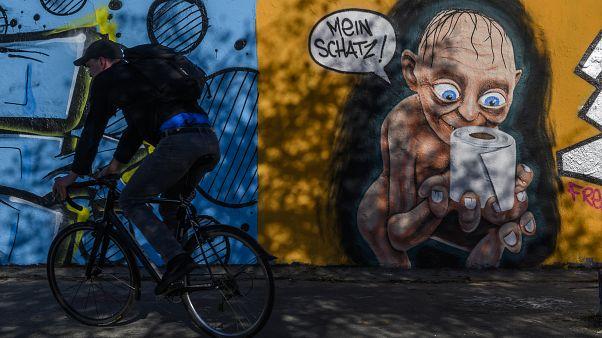 أزمة ورق الحمام جراء فيروس كورونا