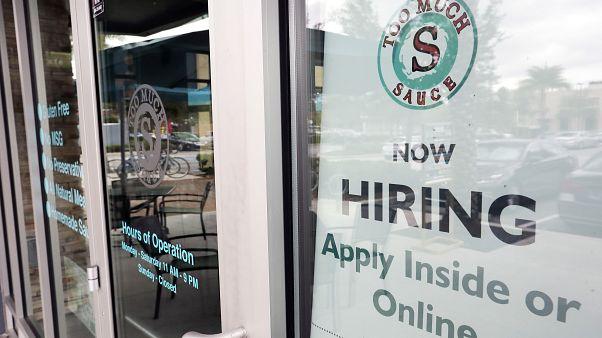 ABD'de işsizlik sigortasına başvuranlarda rekor artış