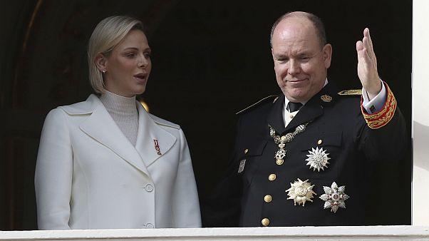 Prince Albert II of Monaco,Princess Charlene