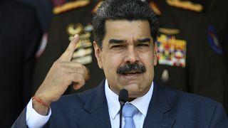 Venezuela lideri Nicolas Maduro
