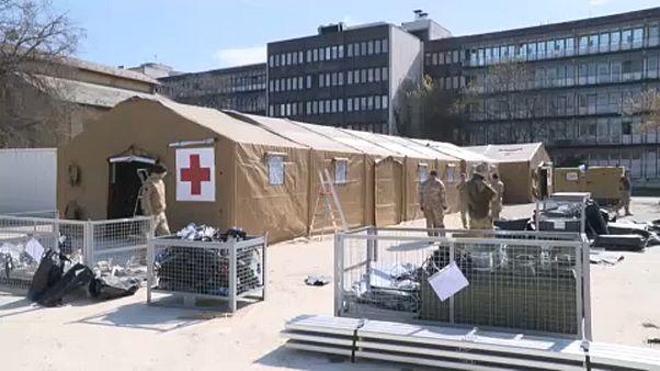 Új járványkórházakat nyit a kormány
