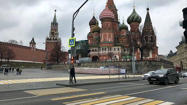 Coronavirus-Pandemie - Eine Woche Zwangsurlaub in Russland