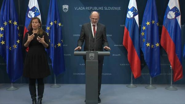 COVID-19: H κατάσταση στην κεντρική Ευρώπη
