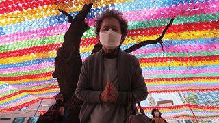 Les Sud-Coréens célèbrent l'anniversaire de Bouddha