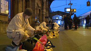 France : augmentation de plus en plus rapide du nombre de décès