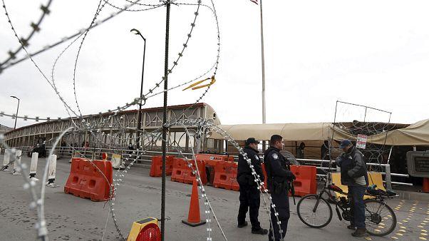 Meksika-ABD sınırı