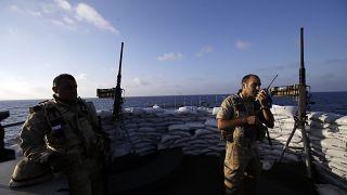 عملیات جدید گشت دریایی اتحادیه اروپا برای کنترل تحریم تسلیحاتی لیبی آغاز میشود