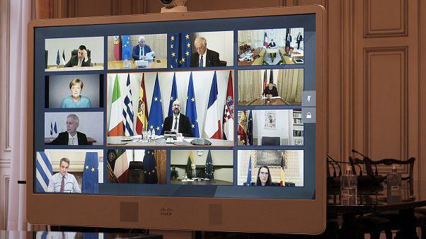 COVID-19: Συμφώνησαν ότι...δεν συμφωνούν στη Σύνοδο Κορυφής της ΕΕ