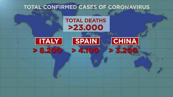 Coronavirus, sono gli Stati Uniti il prossimo epicentro della crisi