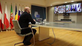 """""""Coronabonds"""" dividem líderes europeus"""