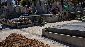 شیوع کرونا؛ ۷۶۹ نفر در شبانهروز گذشته در اسپانیا جان باختند
