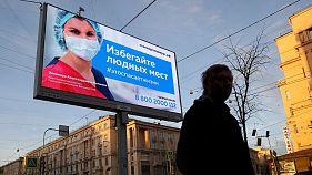 شیوع ویروس کرونا در روسیه