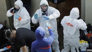 Virus Outbreak US