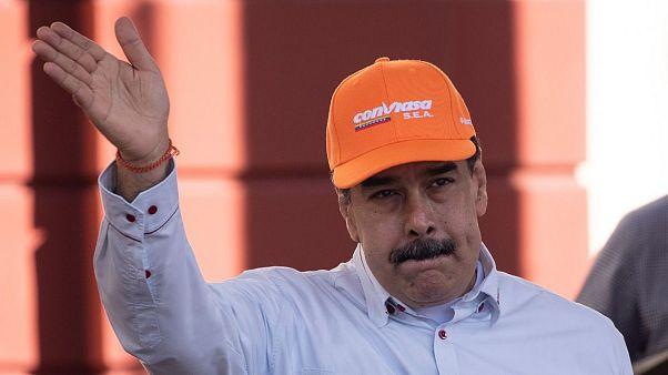 مادورو: ترامپ، تو آدم بدبختی هستی، یک گاوچران نژادپرست