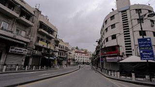 حظر تجول بالأردن منعا لانتشار فيروس كورونا. 21/03/2020