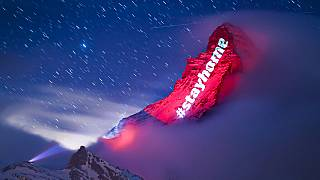 Matterhorn in Corona-Zeiten