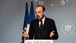 نخست وزیر فرانسه: خطر کرونا در کشور بسیار بالا و بحران طولانی است