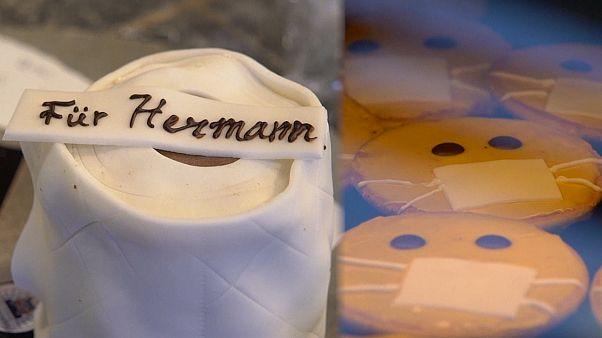 WC-papír alakú süti: viccnek indult, 40 embernek ad munkát
