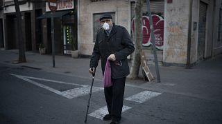 Egy nap alatt több mint 750 halott Spanyolországban