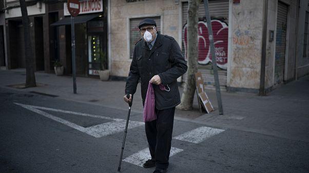 Covid-19: Espanha sofre recorde diário e aproxima-se dos 5.000 mortos