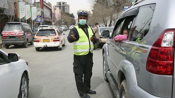 شیوع ویروس کرونا در افغانستان