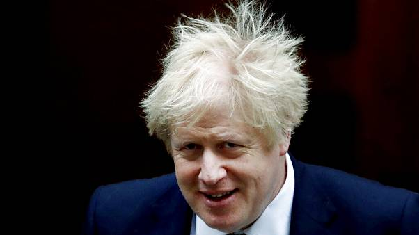 Britain Boris Johnson