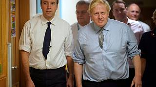 El primer ministro de Reino Unido Boris Johnson da positivo al test de coronavirus