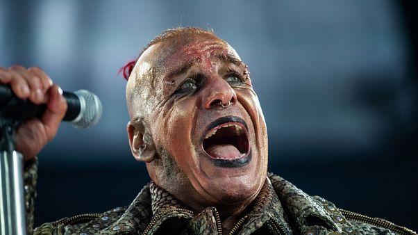 Till Lindemann bei einem Konzert im Juli 2019