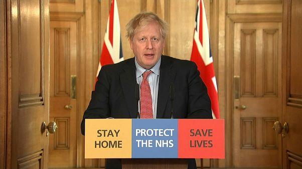 Beférkőzött a brit kormány soraiba a koronavírus