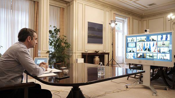 Κυριάκος Μητσοτάκης: Κατώτερη των περιστάσεων η Σύνοδος Κορυφής της Ε.Ε.