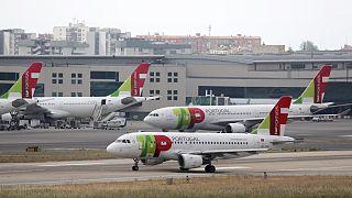 Aviões da TAP prosseguem nas operaçôes de repatriamento de cidadãos