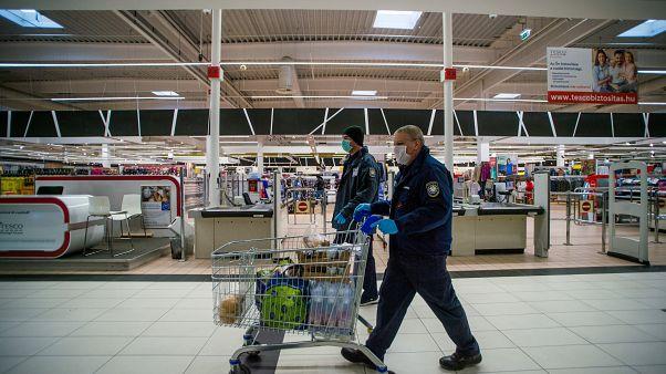 Polgárőrök segítik a járványhelyzet enyhítését